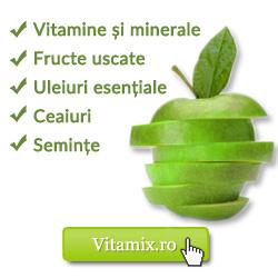 Scădere în greutate cu vitamix.